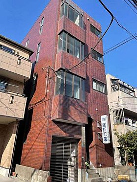 収益ビル-江戸川区中葛西7丁目 外観