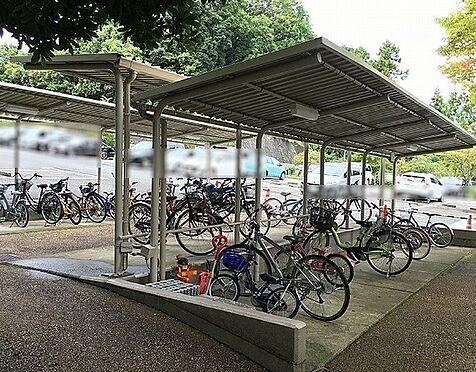 マンション(建物一部)-神戸市北区日の峰5丁目 便利な駐輪スペースあり
