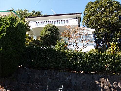 中古一戸建て-伊東市赤沢 【建物正面】 間取りもゆとりの3LDK