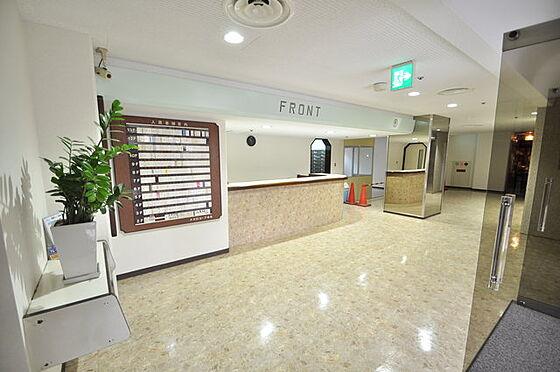 マンション(建物一部)-大阪市福島区福島2丁目 フロントやコインランドリー完備