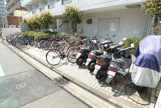 マンション(建物一部)-横浜市西区平沼1丁目 共用部 駐輪場