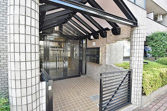 中古マンション-武蔵野市関前3丁目 エントランス