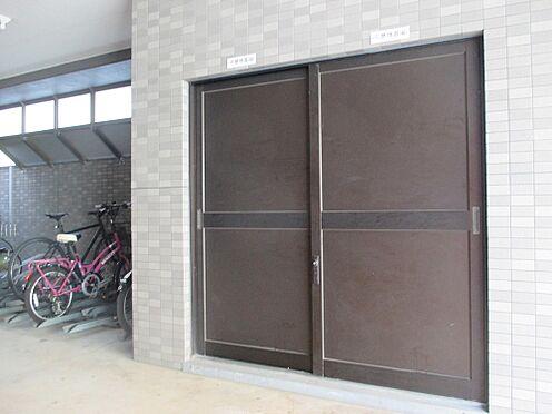 マンション(建物全部)-福岡市中央区荒戸1丁目 敷地内ごみ置き場