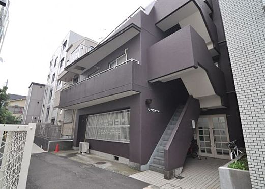 マンション(建物一部)-横浜市神奈川区高島台 外観