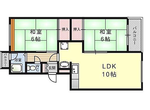 区分マンション-大阪市淀川区塚本1丁目 図面より現況を優先します。