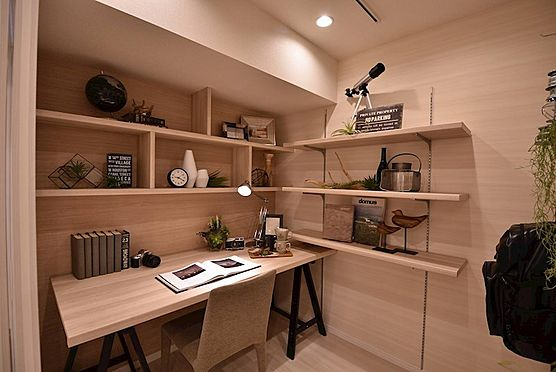 中古マンション-港区芝浦4丁目 リビング脇サービスルーム