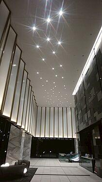 中古マンション-江東区有明2丁目 ウエストタワー1階ラウンジ
