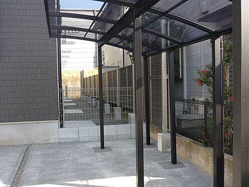 アパート-千葉市中央区蘇我4丁目 駐輪場
