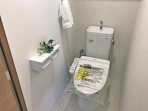 中古マンション-大阪市平野区西脇2丁目 トイレ