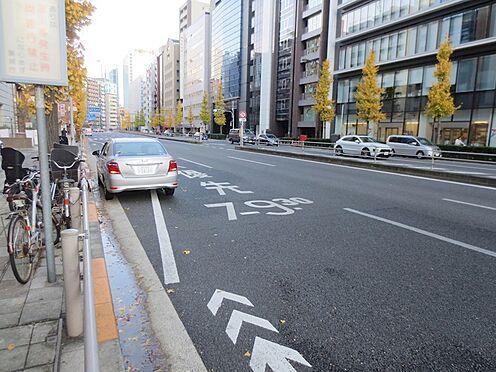 中古マンション-港区芝4丁目 前面道路は第一京浜です。