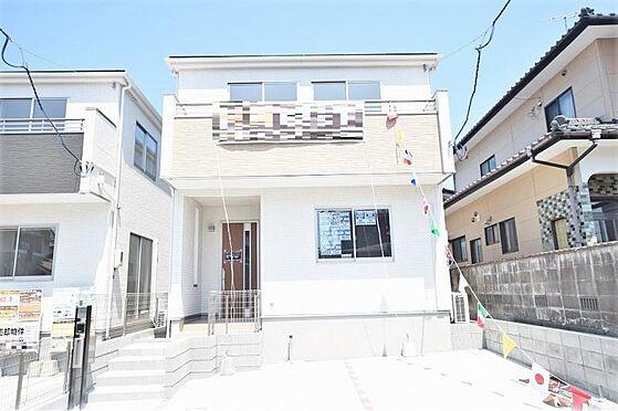 新築一戸建て-名取市名取が丘2丁目 外観