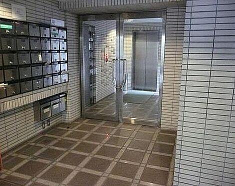 マンション(建物一部)-文京区小石川2丁目 エントランス