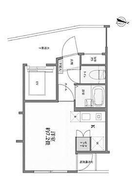 マンション(建物一部)-中野区大和町1丁目 間取り