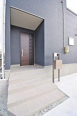 新築一戸建て-仙台市宮城野区出花1丁目 玄関