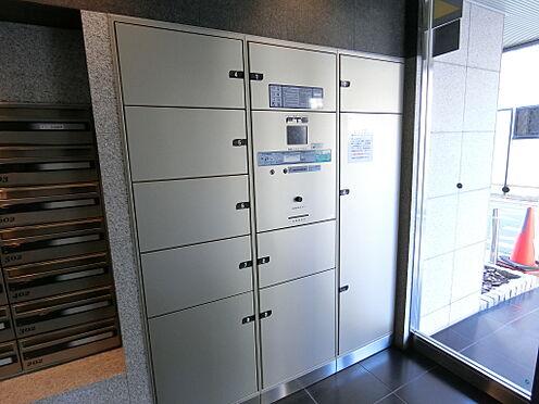 中古マンション-文京区西片2丁目 宅配ボックス完備 夜遅いご帰宅時にお荷物を受け取る際も便利です