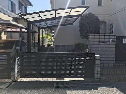 中古一戸建て-神戸市須磨区横尾2丁目 駐車場