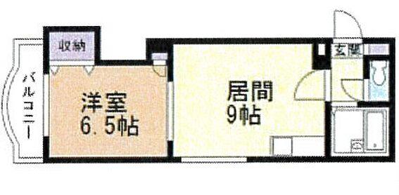 マンション(建物全部)-札幌市白石区東札幌三条4丁目 間取