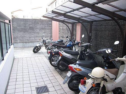 マンション(建物一部)-大阪市淀川区野中南1丁目 屋根付きバイク置き場