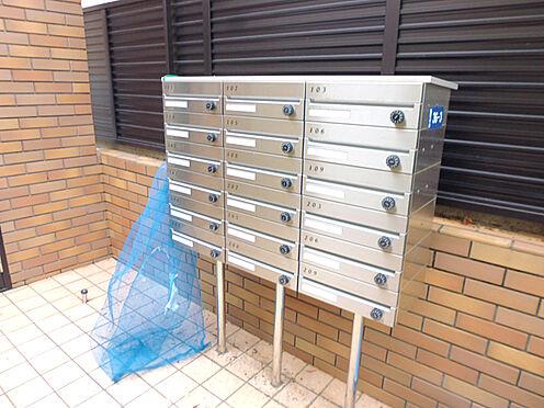 アパート-渋谷区西原3丁目 メールボックス