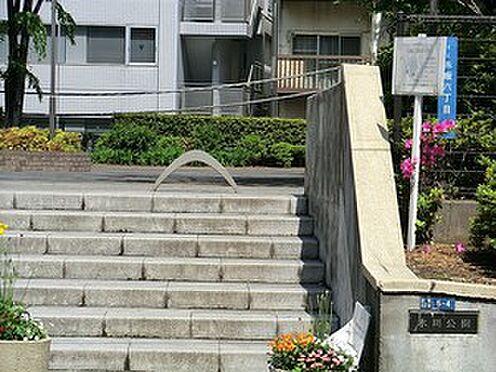 中古マンション-港区赤坂7丁目 周辺環境:氷川公園