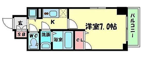 マンション(建物一部)-大阪市浪速区敷津西1丁目 入居者ニーズをつかむ、築浅物件ならではの綺麗な室内