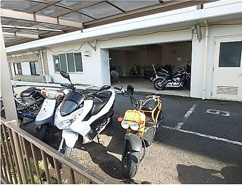 マンション(建物全部)-多摩市和田 駐輪スペース1