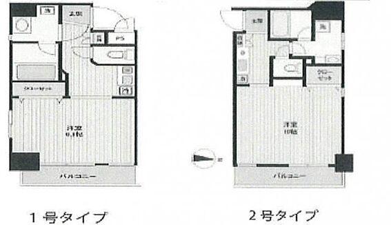 マンション(建物全部)-墨田区業平3丁目 間取り