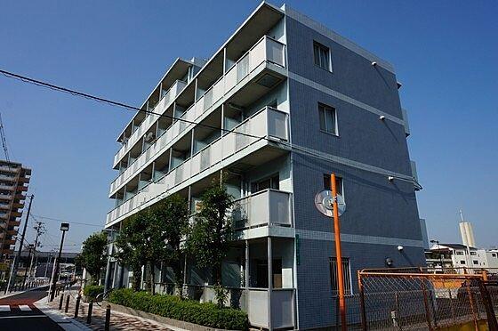 マンション(建物一部)-大阪市平野区長吉出戸8丁目 キレイでオシャレな外観