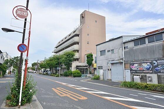 マンション(建物一部)-江戸川区中央2丁目 ハイツオースギの外観です