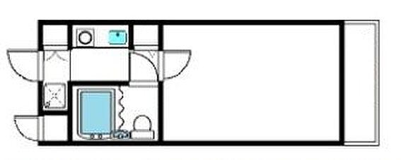 マンション(建物一部)-京都市上京区姥ケ北町 シンプルな1K