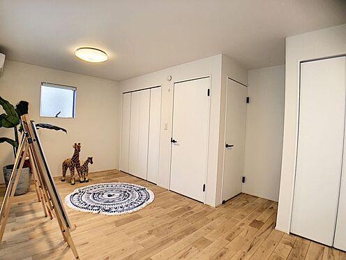 中古一戸建て-名古屋市中川区野田2丁目 1階の収納付き洋室です!