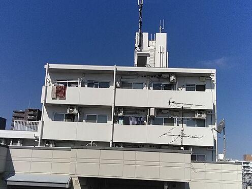 マンション(建物一部)-大和市西鶴間1丁目 南側外観・眺望も良好です。