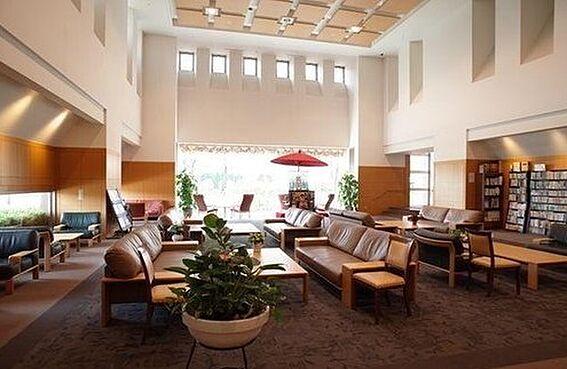 区分マンション-神戸市東灘区向洋町中3丁目 ホテルライクなエントランス