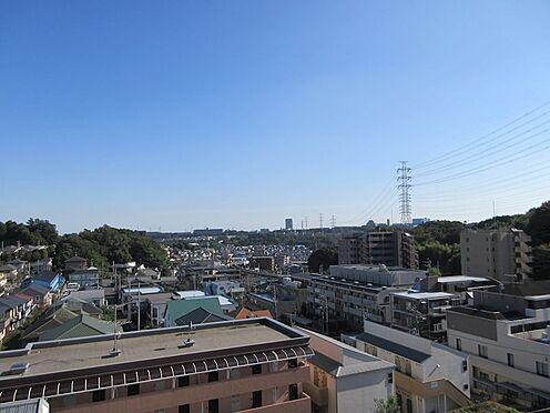 中古マンション-八王子市東中野 南向きバルコニーからの眺望