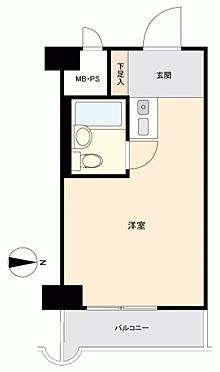 マンション(建物一部)-大阪市淀川区宮原2丁目 間取り