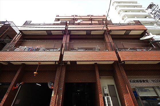 中古マンション-大田区西蒲田7丁目 マンション外観です。