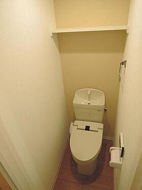 マンション(建物全部)-大田区北糀谷1丁目 トイレ