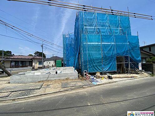 新築一戸建て-仙台市宮城野区新田3丁目 外観