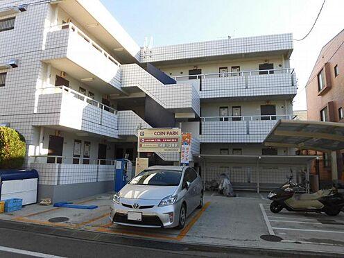 マンション(建物全部)-目黒区東が丘1丁目 時間貸し駐車場とバイク置き場