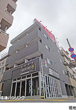 マンション(建物全部)-大田区大森西2丁目 外観