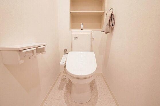 中古マンション-奈良市中登美ヶ丘4丁目 トイレ