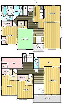 中古一戸建て-知多郡東浦町大字緒川字丸池台 5LDK+納戸+WICもあり収納豊富