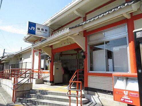 土地-京都市伏見区深草下横縄町 JR稲荷駅まで徒歩6分