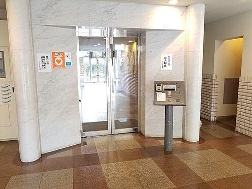 中古マンション-大阪市都島区友渕町1丁目 エントランス