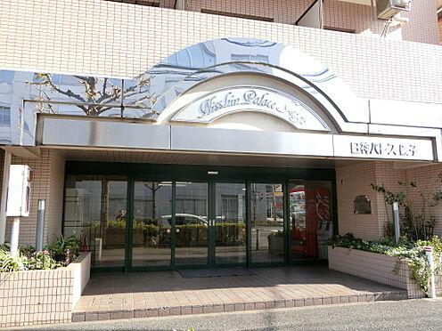 マンション(建物一部)-横浜市磯子区中原1丁目 入口です。