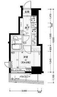 マンション(建物一部)-文京区湯島2丁目 間取り