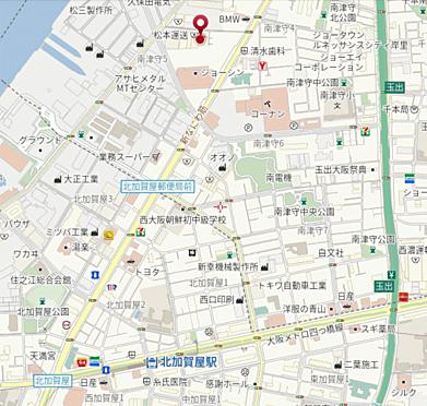 マンション(建物一部)-大阪市西成区南津守5丁目 その他