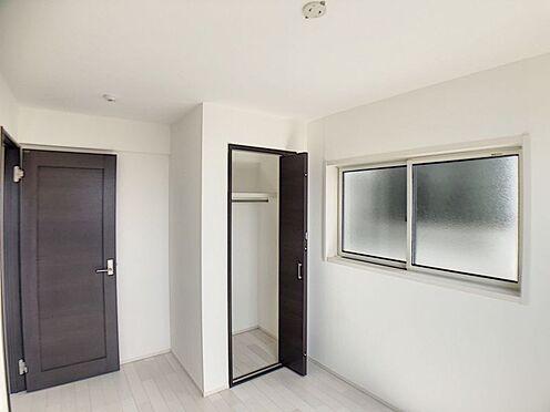 中古一戸建て-岡崎市羽根町字陣場 各居室のプライベート空間が保てる振り分けタイプのお部屋です。