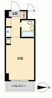 マンション(建物一部)-横浜市鶴見区元宮2丁目 間取り