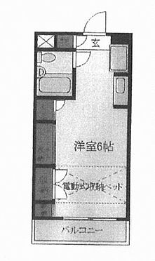中古マンション-板橋区板橋4丁目 間取り